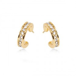 EARRINGS ABELIA DORADO