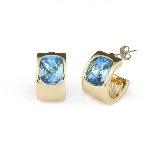 EARRINGS GALIA AZUL