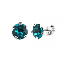 EARRINGS STELA AGUAMARINA