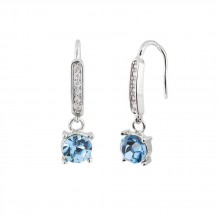 EARRINGS ZULEMA AZUL