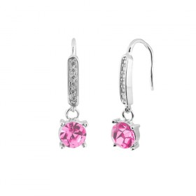 EARRINGS ZULEMA ROSA